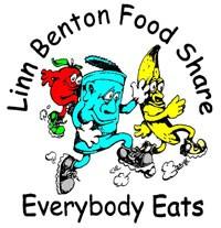 Linn Benton Food Share logo